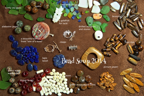 Bead Soup 2014 for me