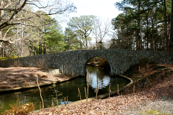 Botanical Garden Bridge
